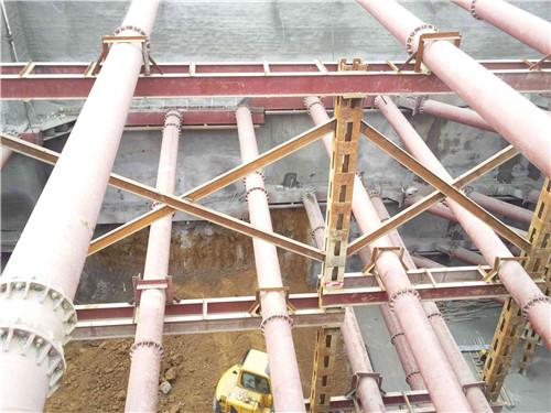 湖北钢支撑施工