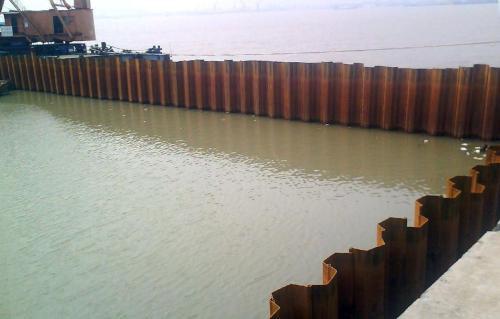 湖北钢板桩施工