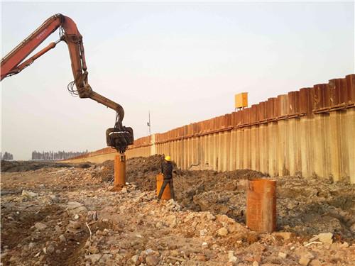 湖北钢管桩施工