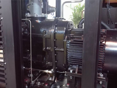石家莊雙級螺杆壓縮機