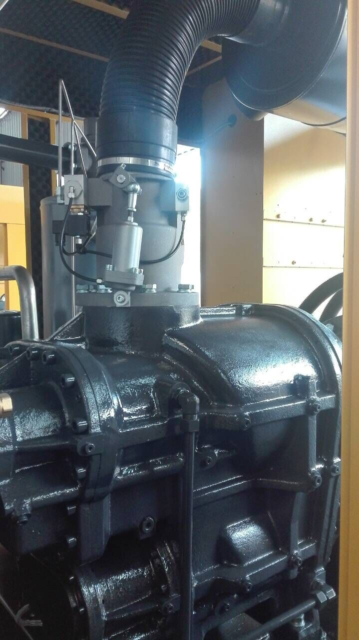 石家莊螺杆式空壓機