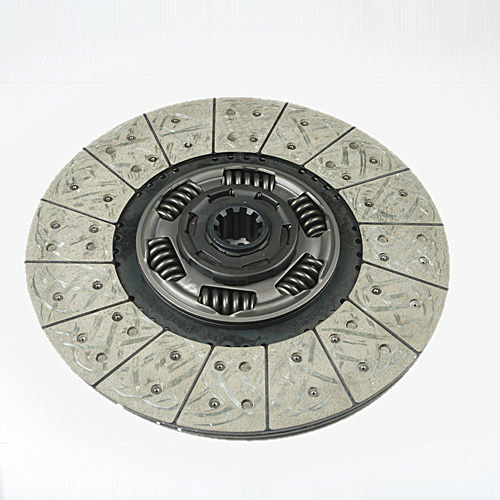 395三级减震离合器片