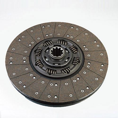 小八露簧三级减震离合器片
