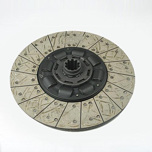 大八簧三级减震离合器片