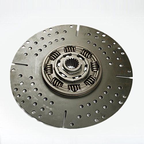 小八露簧扭转减震器
