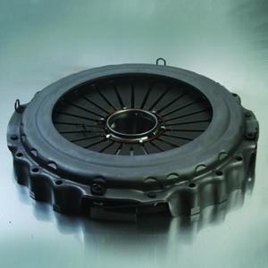 重汽拉式大孔430压盘
