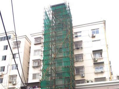 石家庄老楼加装电梯