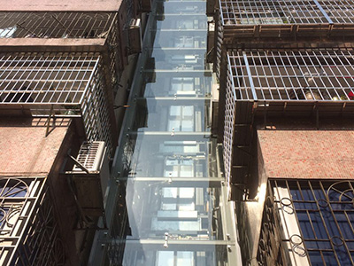 石家庄老旧楼房加装电梯