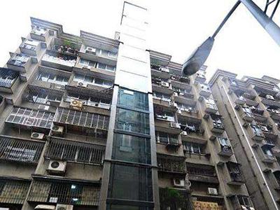 石家庄旧楼装电梯