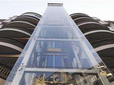 石家庄老小区加装电梯