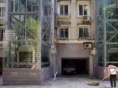 河北旧楼加装电梯价格