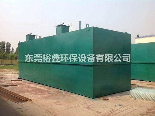 沧州污水处理一体化设备