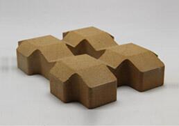 【图文】草坪砖可以改善生态环境_草坪砖在设计上如何融合周围环境