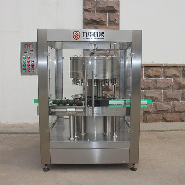 酒水灌装机械