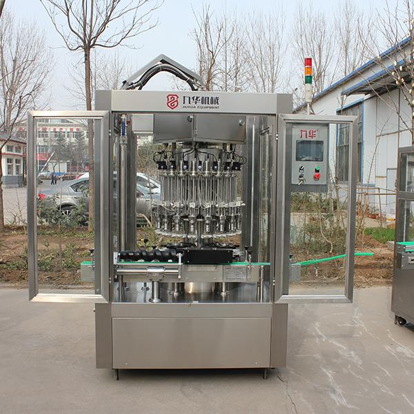 白酒智能灌装机械