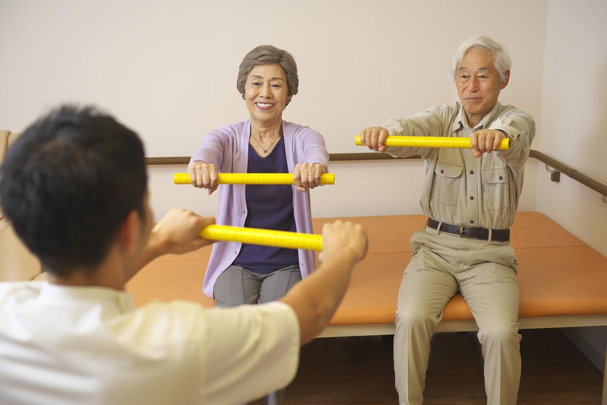 养老院介护防预