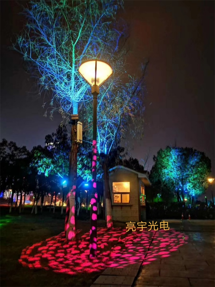 戶外LED圖案燈