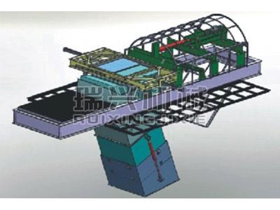 定量煤炭装车系统