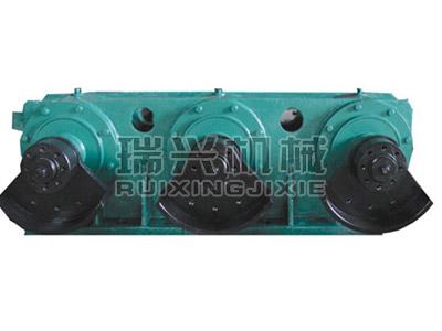 三轴式箱式激振器
