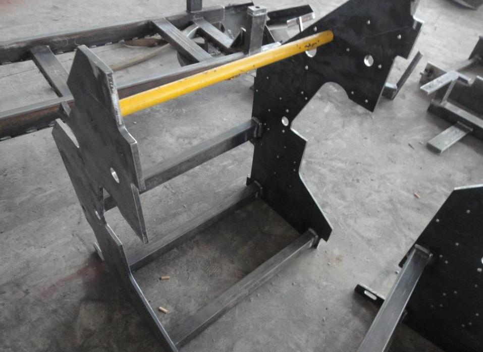小型钢结构加工