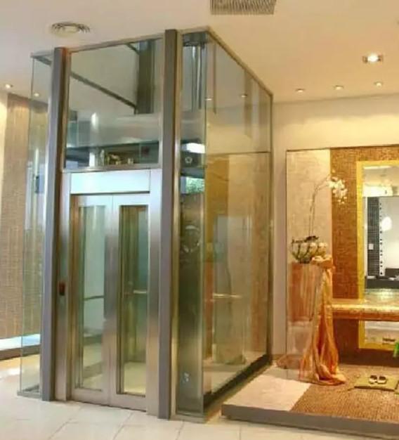 重庆别墅电梯价格