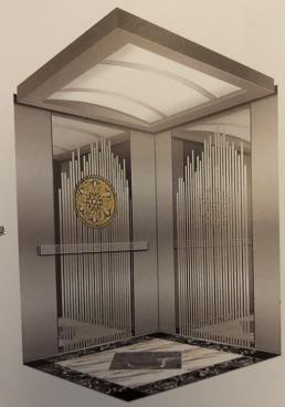 重庆电梯轿厢装潢
