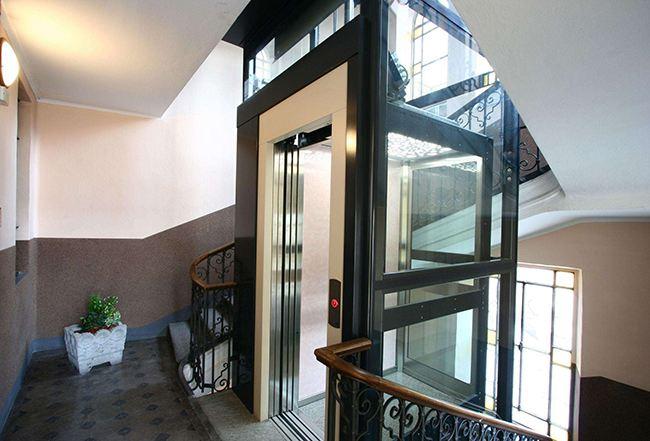 重庆安装别墅电梯