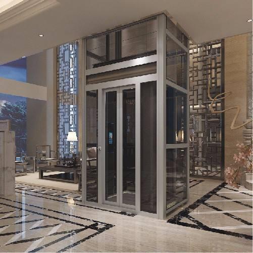 安装重庆别墅电梯