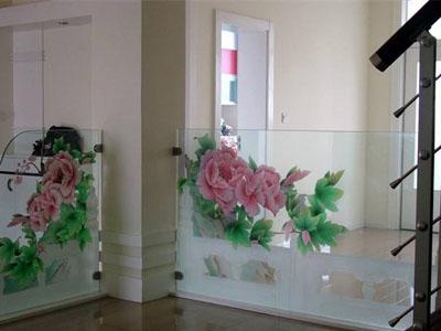 廊坊uv玻璃彩喷
