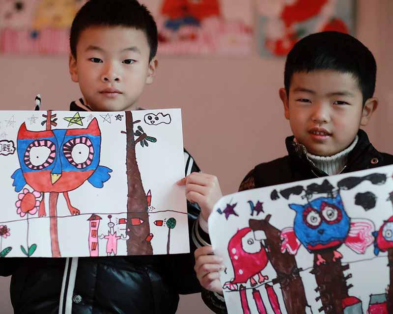 儿童美术班