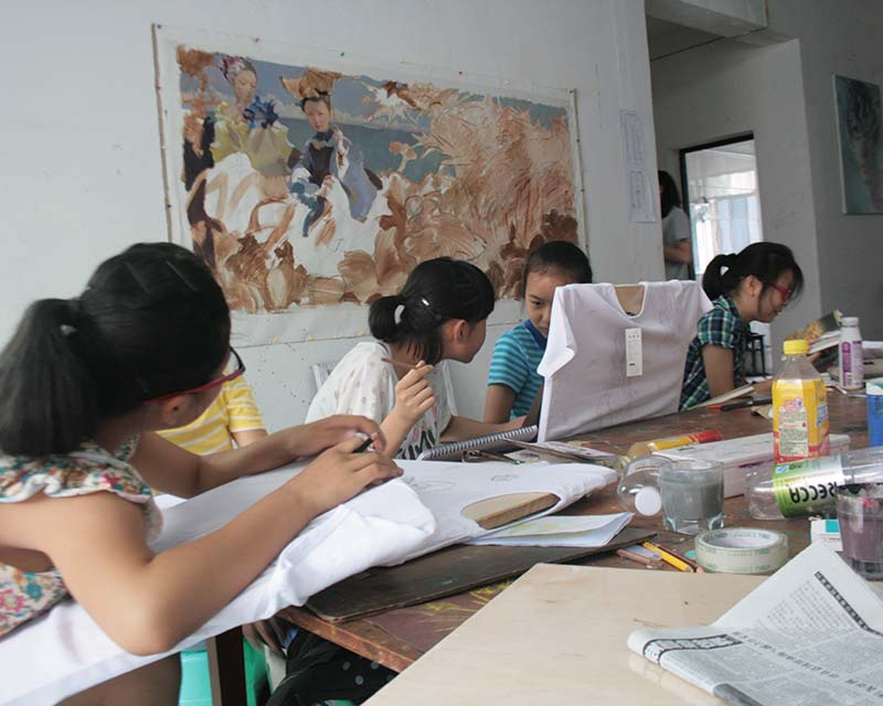 湘江艺苑教育