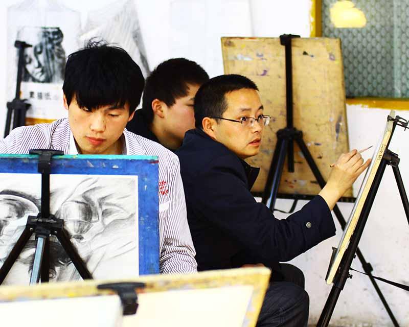 高考美术培训班