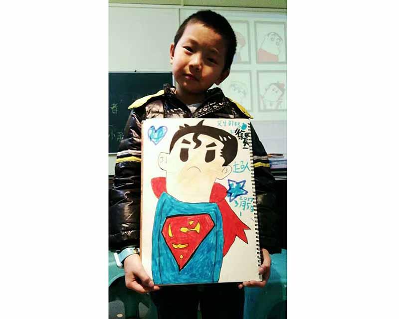 儿童趣味漫画培训