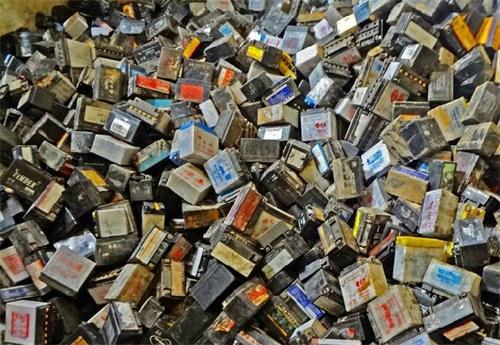 废旧电池回收