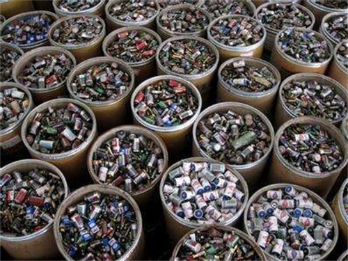 高价电池回收