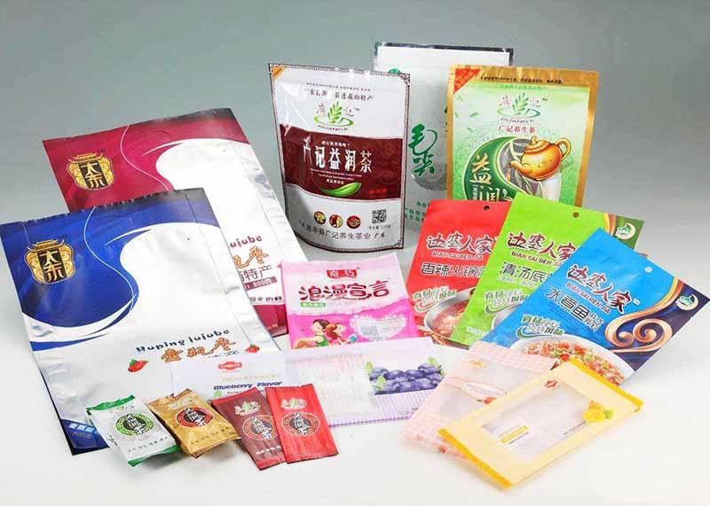 贵阳食品袋印刷