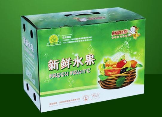 贵阳水果包装箱印刷