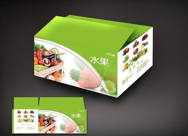 贵阳水果包装�U�箱印刷
