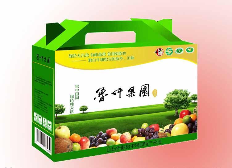 水果纸箱印刷