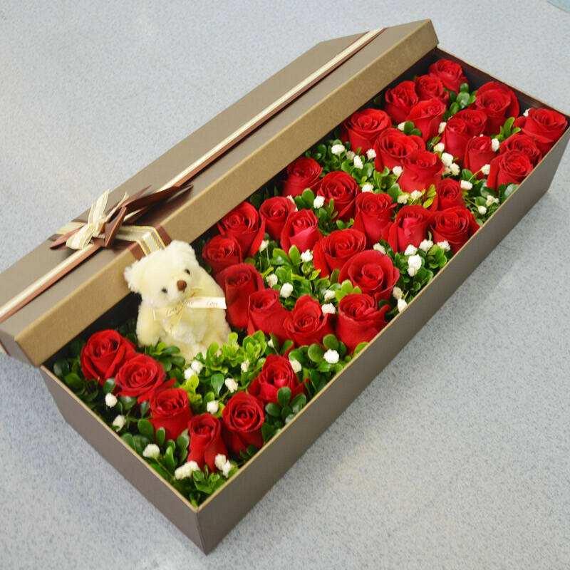 贵州鲜花盒哪家好