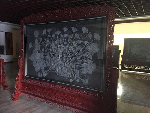 关岭海百合化石展示馆
