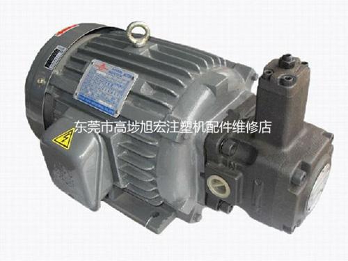 注塑机齿轮泵维修