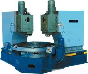轉盤銑削機床