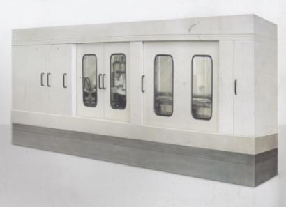 缸体三轴孔精镗机床