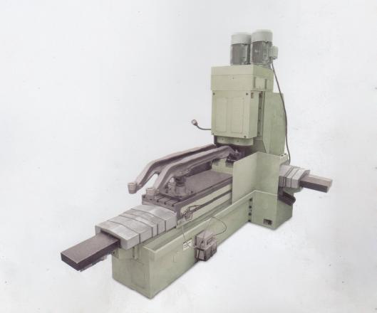 前轴数控铣外圆弧专机