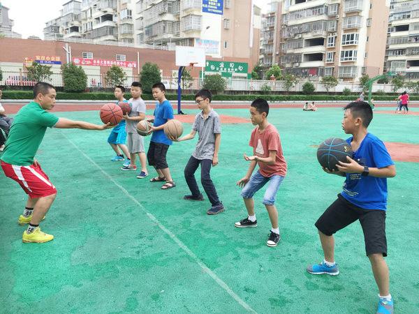 乘力青少年篮球培训及其他文化