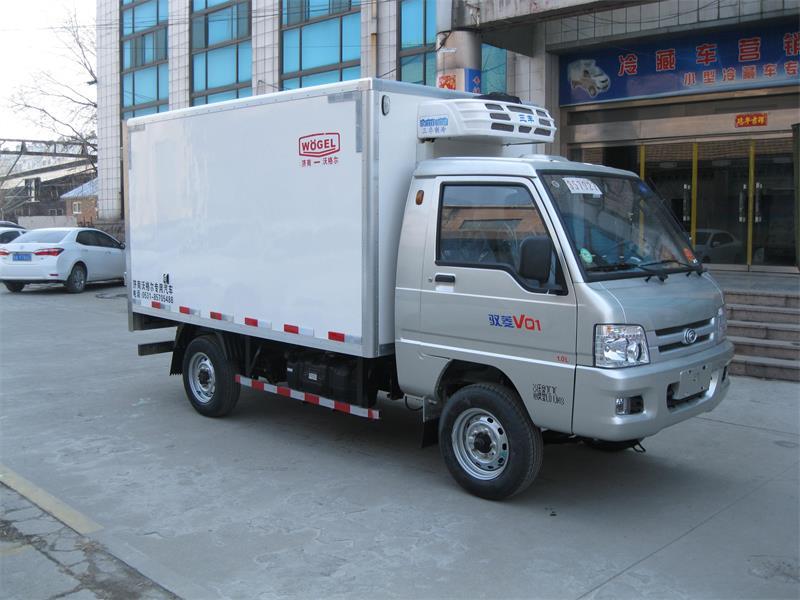 邯郸冷藏车厂家|沃格尔|济南小型冷藏车厂家直销