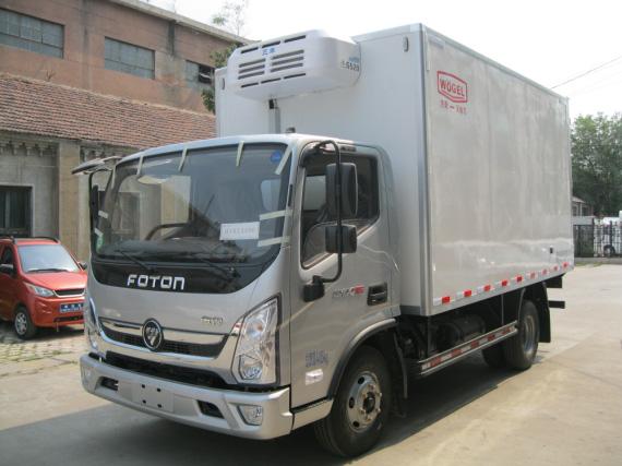 沧州面包冷藏车哪家好|沃格尔|沧州小型冷藏车生产厂家