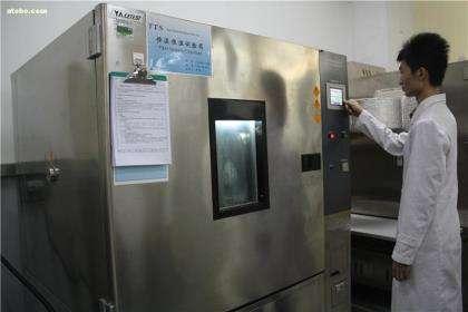 四川高低温试验库安装