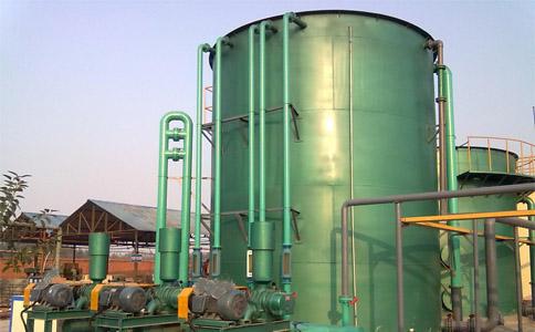 高效生物氧化池